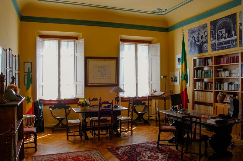 Ufficio Relazioni Commerciali Consolato del Senegal a Firenze